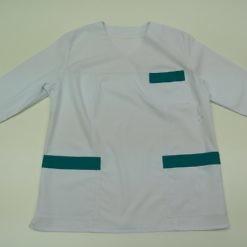 Блуза для медсестер, вид спереди