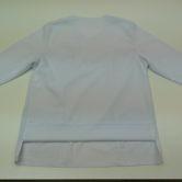 Блуза для медсестер, вид сзади