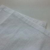 Брюки мужские (Комплект санитарно-хозяйственной одежды), ТУ 858-5783-2005 изв.1. Обработка низа брюк.