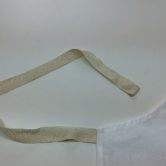Фартук (Комплект санитарно-хозяйственной одежды), ТУ 858-5783-2005 изв. 1. Обработка завязки.