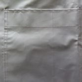Фартук специальный из прорезиненной ткани, тип Б ГОСТ 12.4.029-76, изм.1,2,3. Обработка кармана.