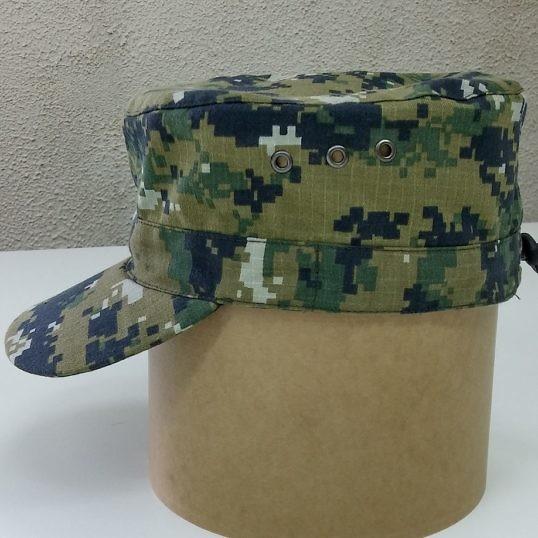 Головной убор (кепи) камуфлированного цвета для сотрудников Следственного комитета РФ
