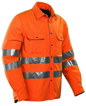 Защитная одежда со световозвращающими элементами