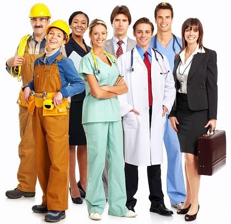 Корпоративная одежда разных видов