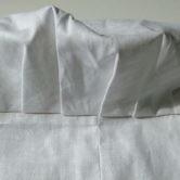 Колпак поварской (Комплект санитарно-хозяйственной одежды), ТУ 858-5783-2005 изв.1. Обработка донышка со складками