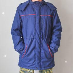 Куртка утепленная мужская для сотрудников Следственного комитета Российской Федерации, ТУ 8557-010-84695467-2013. Вид спереди