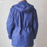 Куртка утепленная мужская для сотрудников Следственного комитета Российской Федерации, ТУ 8557-010-84695467-2013. Вид сзади