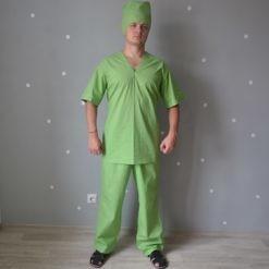 Медицинская и санитарная одежда